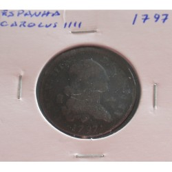Espanha - Carolus IIII - 4...