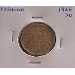 Espanha - 1 Peseta - 1966-70