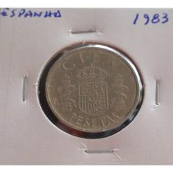 Espanha - 100 Pesetas - 1983