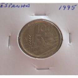 Espanha - 100 Pesetas - 1995