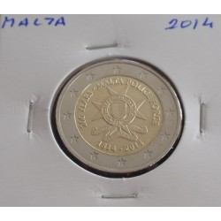 Malta - 2 Euro - 2014 -...