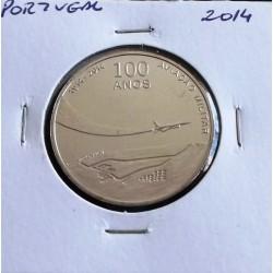 Portugal - 2.50 Euro - 2014 - Aviação Militar