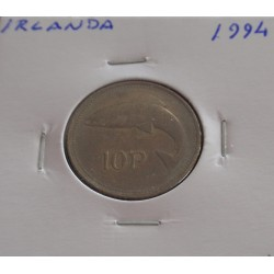 Irlanda - 10 Pence - 1994