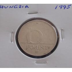 Hungria - 10 Forint - 1995