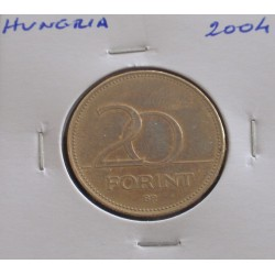 Hungria - 20 Forint - 2004