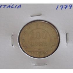 Itália - 200 Lire - 1979