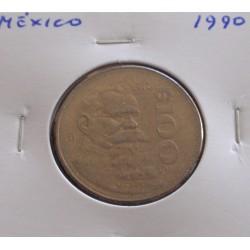 México - 100 Pesos - 1990