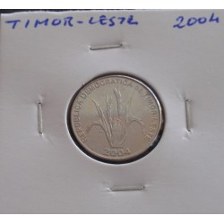 Timor - Leste - 5 Centavos...