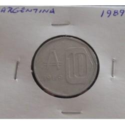 Argentina - 10 Australes -...