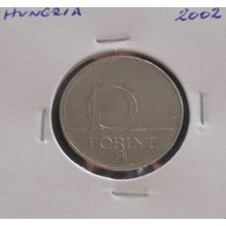 Hungria - 10 Forint - 2002