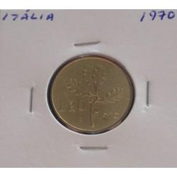 Itália - 20 Lire - 1970