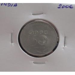 India - 5 Rupees - 2006
