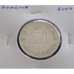 Roménia - 500 Lei - 2000