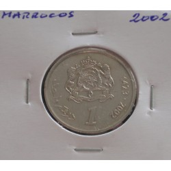 Marrocos - 1 Dirham - 2002