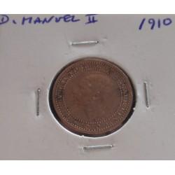 D. Manuel II - 5 Réis - 1910