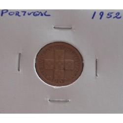 Portugal - 10 Centavos - 1952