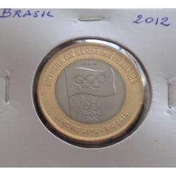 Brasil - 1 Real - 2012 -...