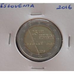 Eslovénia - 2 Euro - 2016 -...