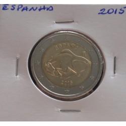 Espanha - 2 Euro - 2015 -...