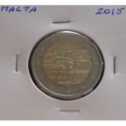 Malta - 2 Euro - 2015 - 100...