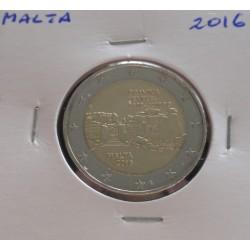 Malta - 2 Euro - 2016 -...