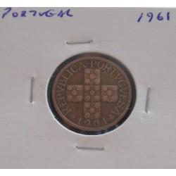 Portugal - 20 Centavos - 1961