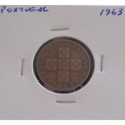 Portugal - 20 Centavos - 1963