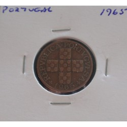Portugal - 20 Centavos - 1965