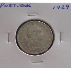 Portugal - 50 Centavos - 1929