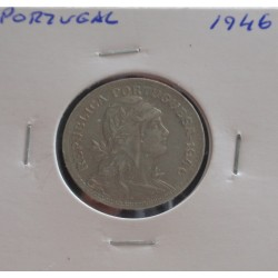 Portugal - 50 Centavos - 1946