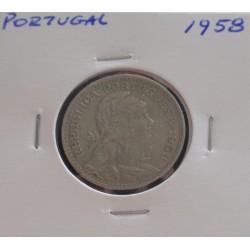 Portugal - 50 Centavos - 1958