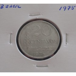 Brasil - 20 Centavos - 1975