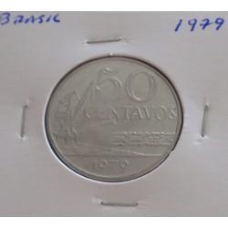 Brasil - 50 Centavos - 1979