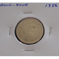 Hong - Kong - 10 Cents - 1956