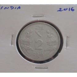 India - 2 Rupees - 2016