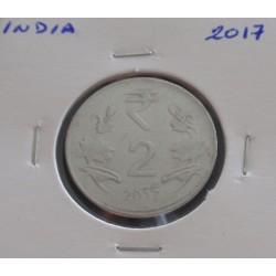 India - 2 Rupees - 2017