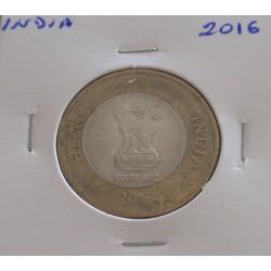 India - 10 Rupees - 2016