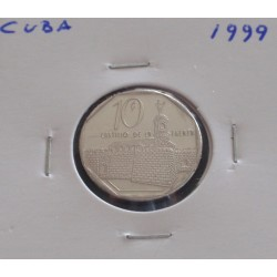 Cuba - 10 Centavos - 1999