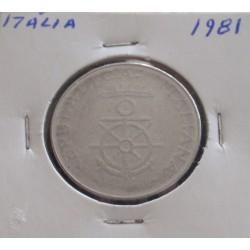 Itália - 100 Lire - 1981 -...