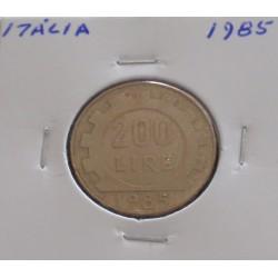 Itália - 200 Lire - 1985