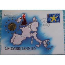 Inglaterra - 1 Pound - 1992...