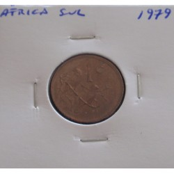 África do Sul - 1 Cent - 1979
