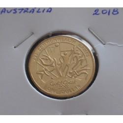 Austrália - 1 Dollar - 2018
