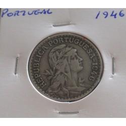 Portugal - 1 Escudo - 1946