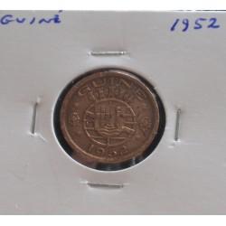 Guiné - 50 Centavos - 1952