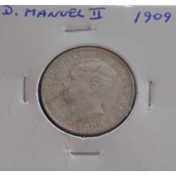 D. Manuel II - 200 Réis -...