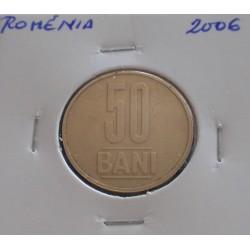 Roménia - 50 Bani - 2006