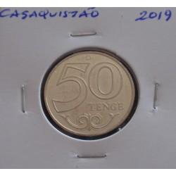 Casaquistão - 50 Tenge - 2019