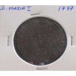 D. Maria I - V Réis - 1797
