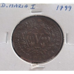 D. Maria I - V Réis - 1799...